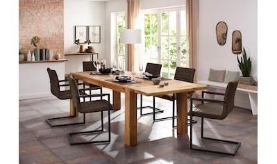 Home affaire Essgruppe »Alberte« (Set, 7 - tlg) kaufen