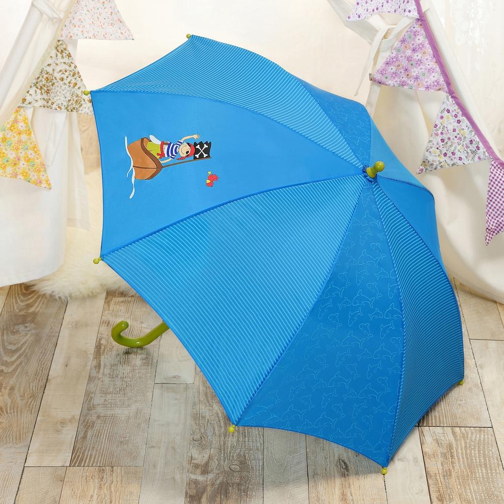Sigikid Langregenschirm »Sammy Samoa«, (1 tlg.)