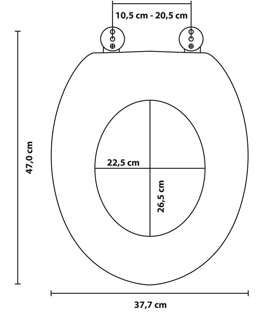 Indexbild 6 - Sanilo WC-Sitz Granit WC-Sitze WC Bad Sanitär