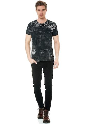 Rusty Neal T-Shirt, mit modernem Print kaufen