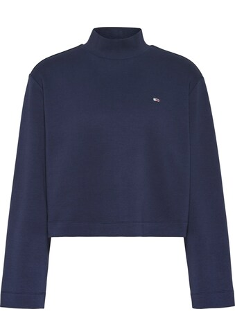 TOMMY JEANS Langarmshirt »TJW SOLID HYBRID LONGSLEEVE« kaufen