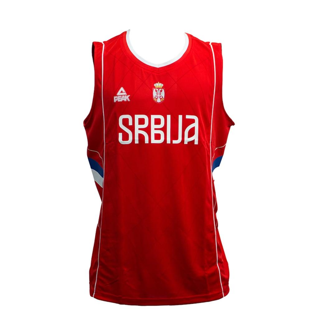 PEAK Basketballtrikot »Serbien 2016«, in sportlichem Design