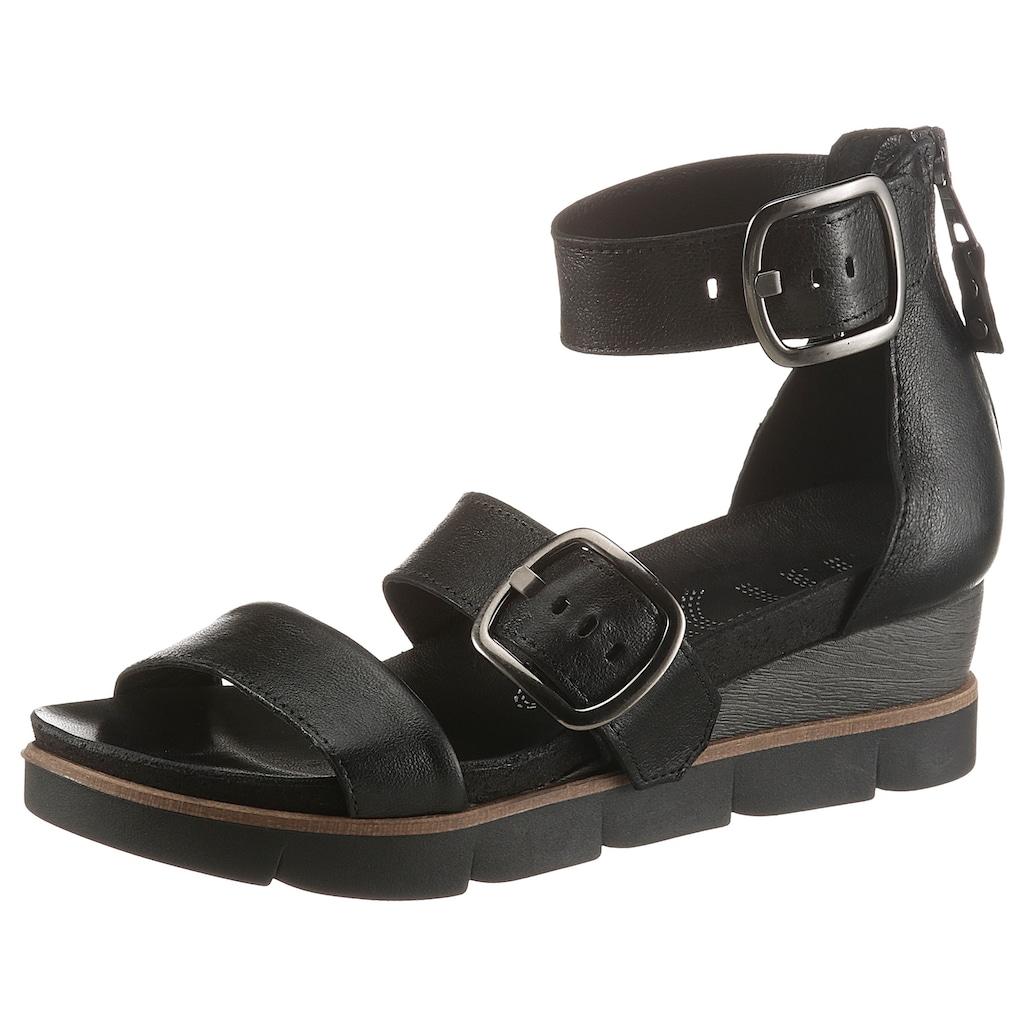 Mjus Sandalette »TAPASITA«, mit großen Schnallen