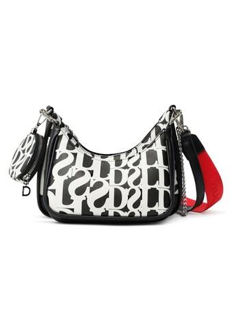Desigual Umhängetasche, mit kleiner, abnehmbaren Reißverschluss-Tasche kaufen