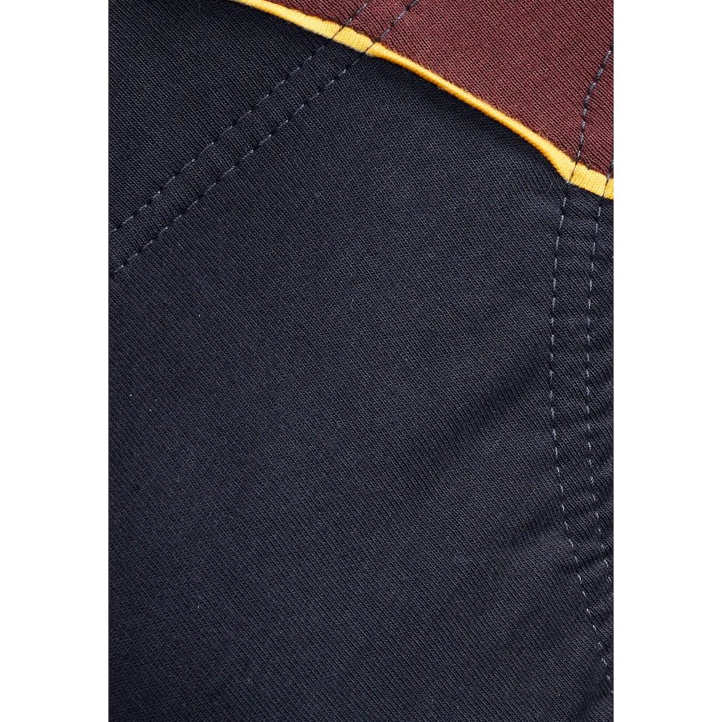 le jogger® Slip, mit kontrastfarbenen Highlights