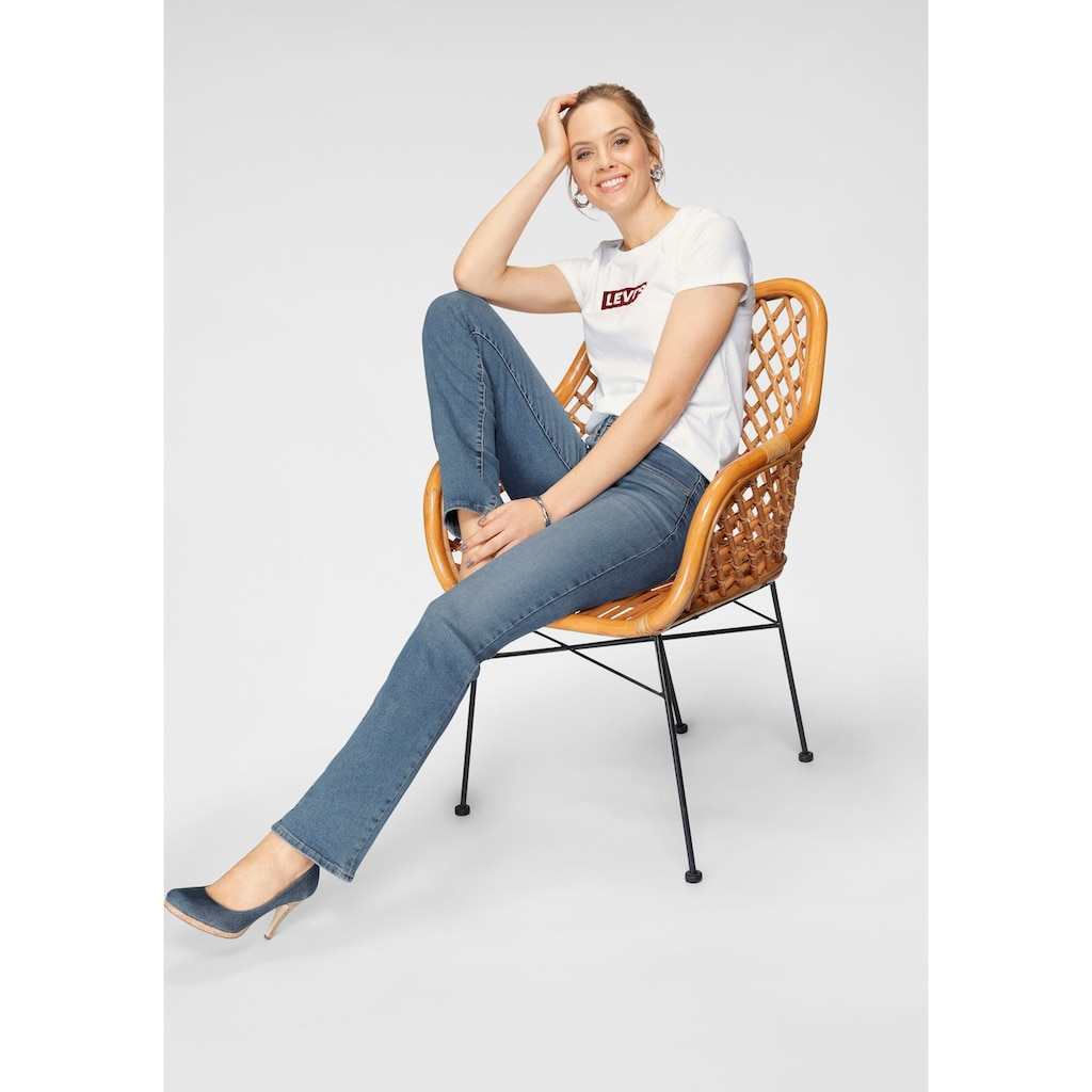Levi's® Gerade Jeans »314 Shaping Straight«
