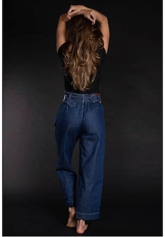 Please Jeans High - waist - Jeans »P 0J3« kaufen