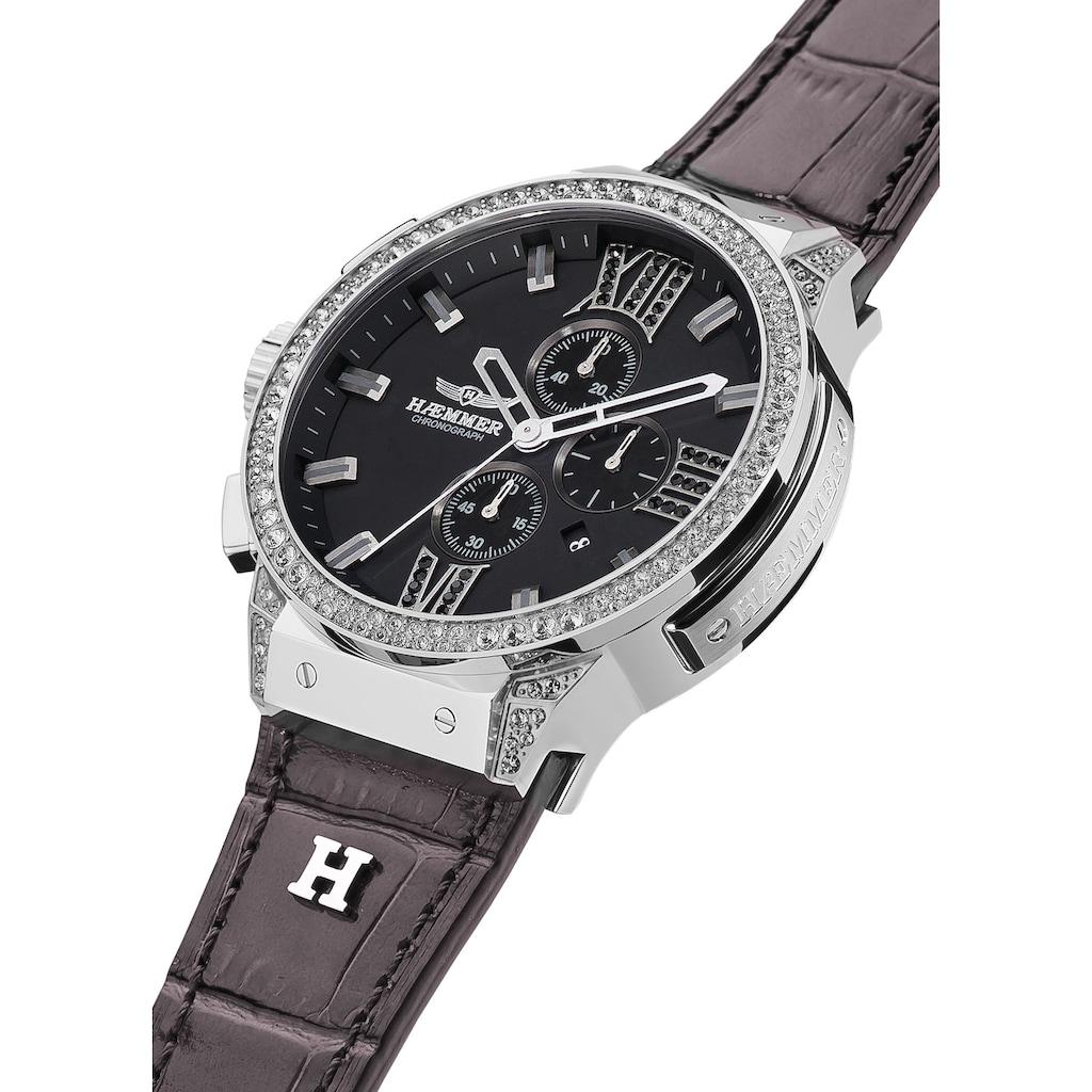 HAEMMER GERMANY Chronograph »THUNDER, E-001-G«