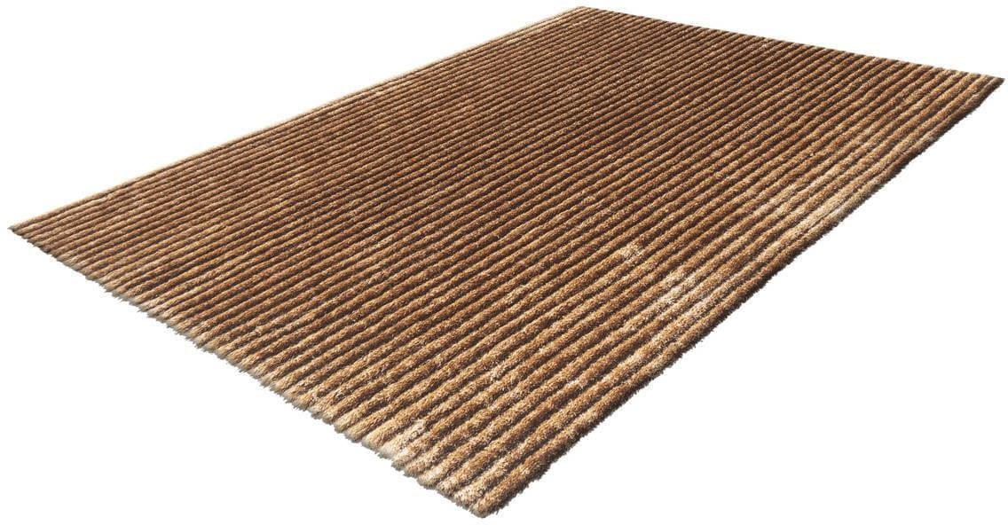 Hochflor-Teppich Felicia 100 Arte Espina rechteckig Höhe 30 mm maschinell gewebt