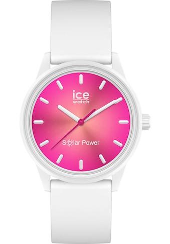 ice-watch Solaruhr »ICE solar power - Coral reef, 019031« kaufen