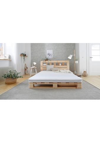 Älgdröm Komfortschaummatratze »Fjord«, (1 St.), Damit du erholt und ausgeschlafen... kaufen