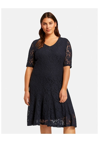 Samoon Kleid Gewirke »Spitzenkleid mit Stretchkomfort« kaufen