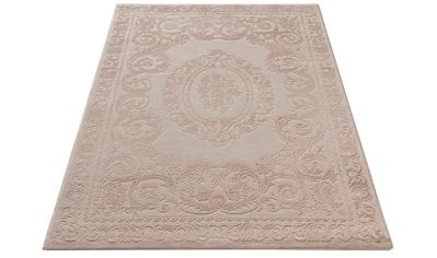 Sehrazat Teppich »Amatis 6650«, rechteckig, 12 mm Höhe, Hoch-Tief-Struktur, Wohnzimmer kaufen