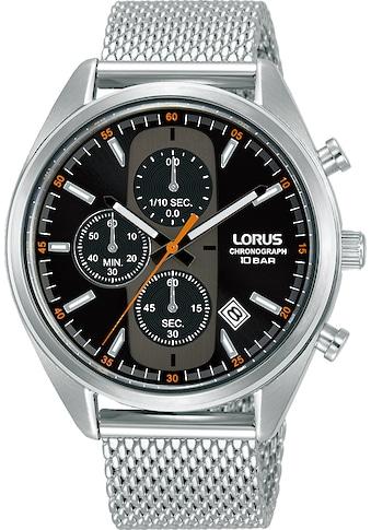 LORUS Chronograph »Lorus HAU Chrono, RM351GX9« kaufen