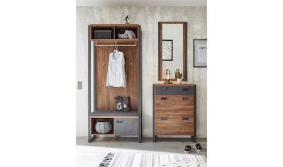 Home affaire Garderoben - Set »Detroit« (Set, 3 - tlg) kaufen
