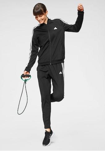 adidas Performance Trainingsanzug »WOMEN ESSENTIALS 3-STRIPES TRACKSUIT«, (Set, 2 tlg.) kaufen