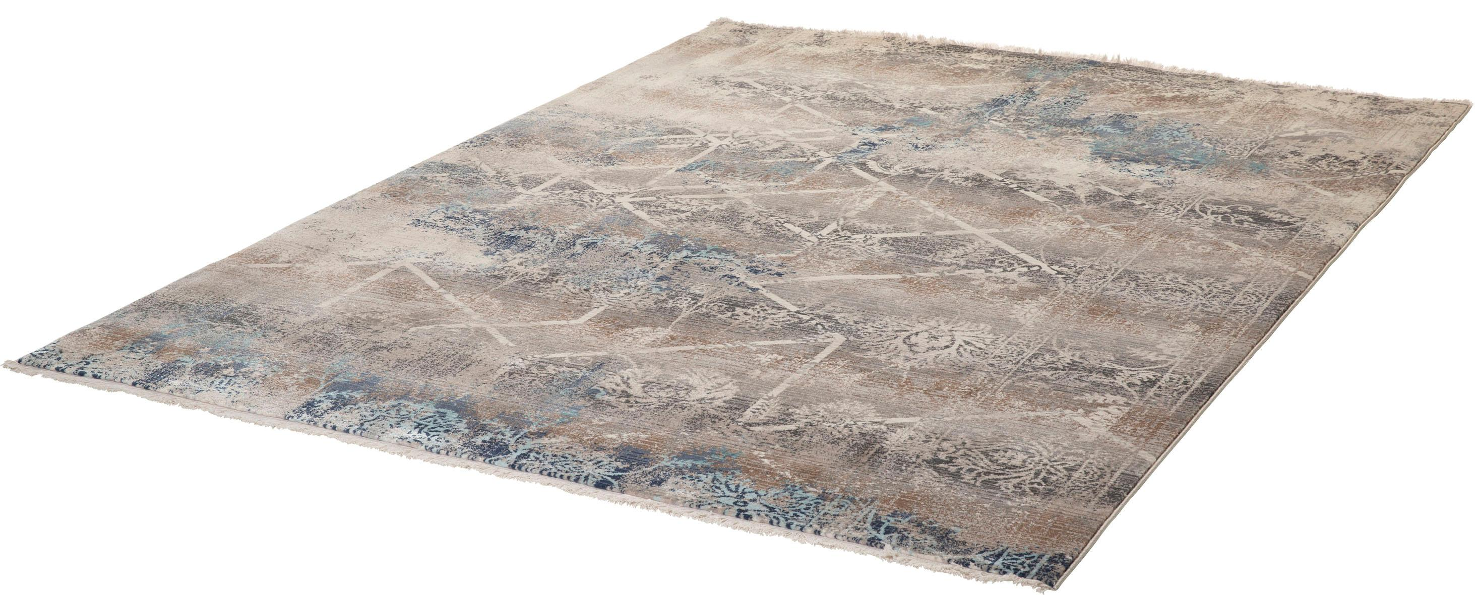 Teppich My Inca 351 Obsession rechteckig Höhe 11 mm maschinell gewebt
