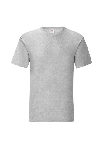 Fruit of the Loom T-Shirt »Herren Iconic (5 Stück/Packung)« kaufen