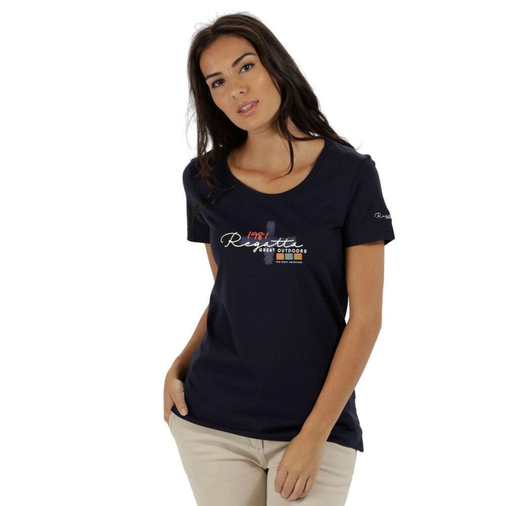Regatta T-Shirt »Damen Filandra II«