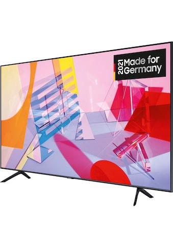 "Samsung QLED-Fernseher »GQ55Q60T«, 138 cm/55 "", 4K Ultra HD, Smart-TV kaufen"