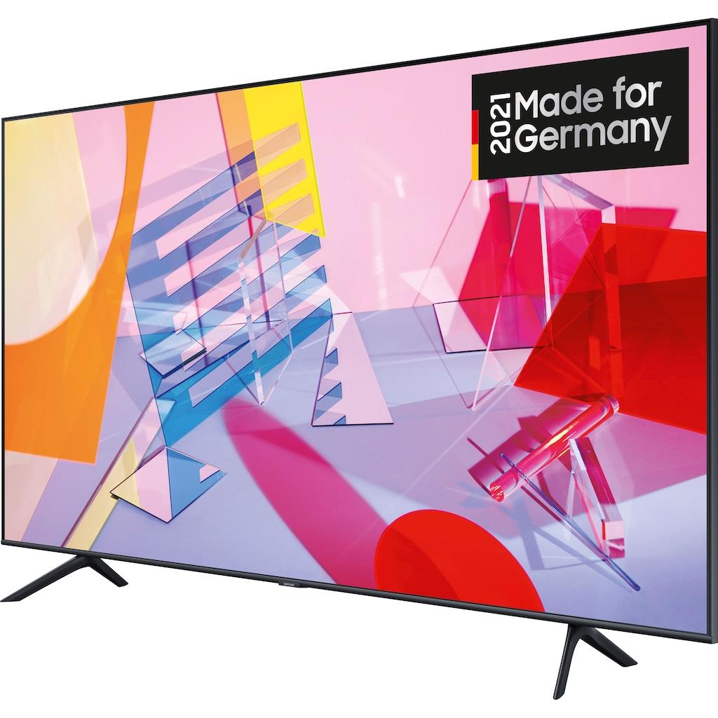 "Samsung QLED-Fernseher »GQ55Q60TGU«, 138 cm/55 "", 4K Ultra HD, Smart-TV"