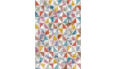 Festival Teppich »Picasso 620«, rechteckig, 6 mm Höhe, Wohnzimmer kaufen