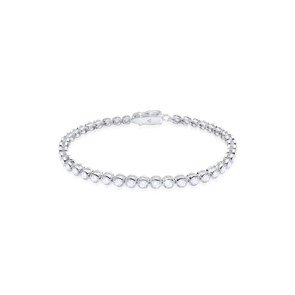 Elli Armband »Topas 925 Sterling Silber«