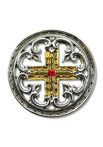 Adelia´s Amulett »Talismane der Tempelritter«, Eingekerbtes Kreuz - Sinn des Lebens kaufen