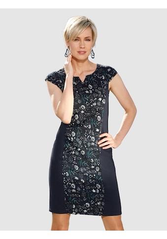 Laura Kent Etuikleid mit floralem Muster kaufen