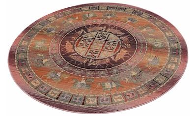 Orientteppich, »Gabiro Pazyryk«, Oriental Weavers, rechteckig, Höhe 11 mm, maschinell gewebt kaufen