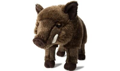 WWF Kuscheltier »Wildschwein - Eber 31 cm«, zum Teil aus recycelten Material kaufen