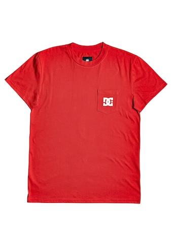 DC Shoes T-Shirt »Pocket« kaufen