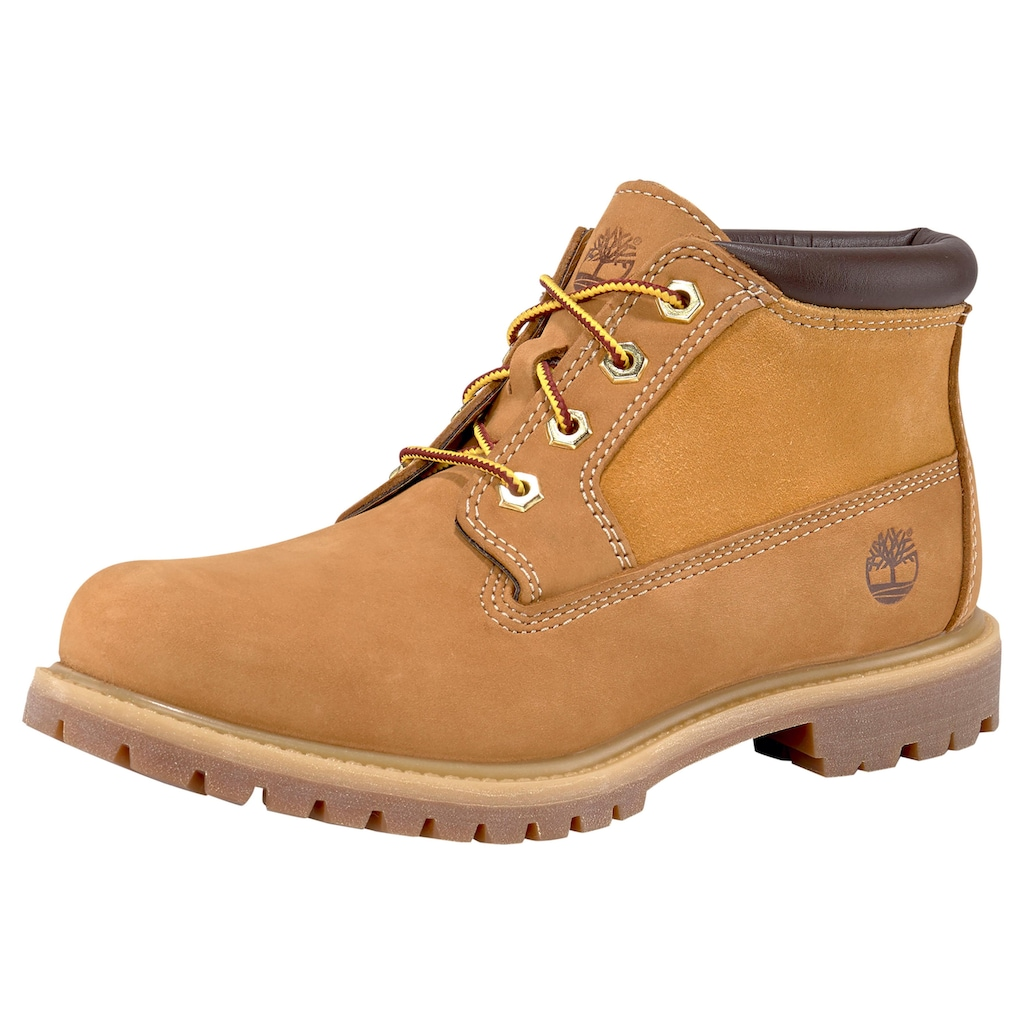 Timberland Schnürboots »Nellie Chukka Leather Suede NWP«