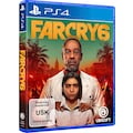 UBISOFT Spiel »Far Cry 6«, PlayStation 4
