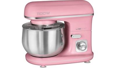 CLATRONIC Küchenmaschine KM 3711 pink, 1100 Watt, Schüssel 5 Liter kaufen