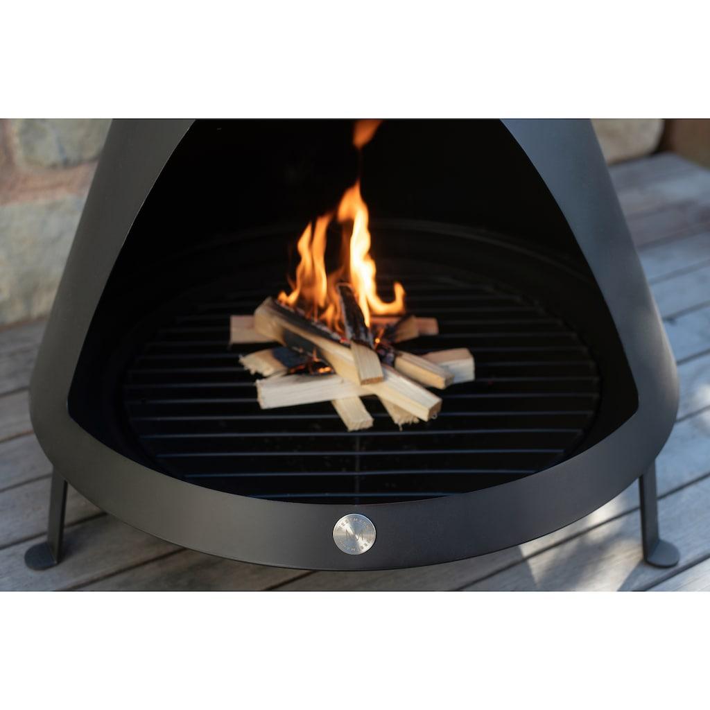 WESTMANN Feuerstelle »LG 900«, mit Rauchablass, BxTxH: 70x70x160 cm