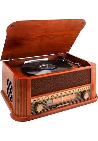 Lenco »TCD - 2500« Plattenspieler (USB - Recording UKW - Radio MP3 - Konvertierung) kaufen