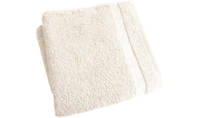 framsohn frottier Duschtuch »Organic Nature«, (1 St.), aus GOTS zertifizierter Bio Baumwolle kaufen