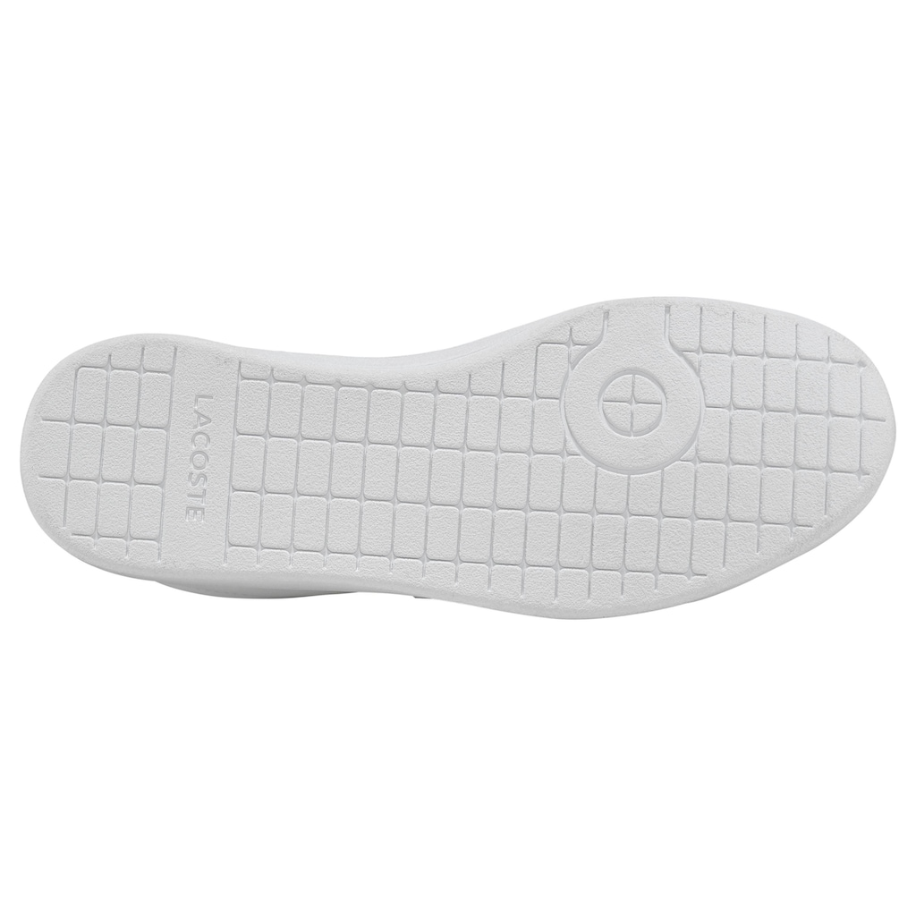 Lacoste Sneaker »CARNABY EVO TRI 1 SFA«