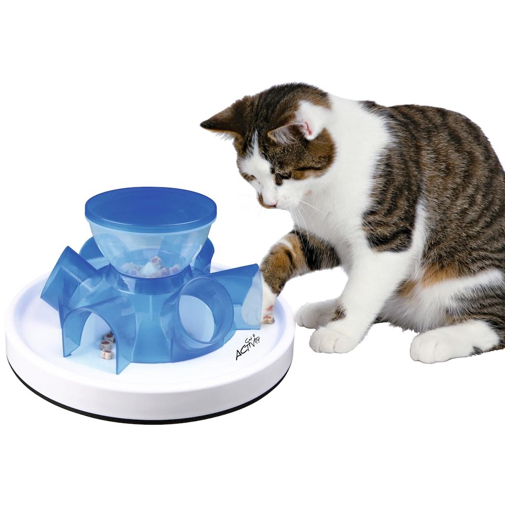 Trixie Katzenspielzeug »Tunnel Feeder Strategiespiel«