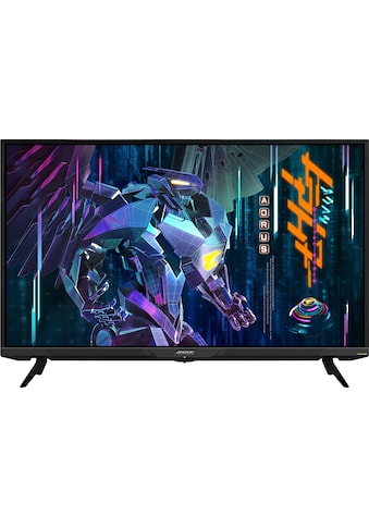 "Gigabyte Gaming-Monitor »AORUS FV43U«, 108 cm/43 "", 3840 x 2160 px, 4K Ultra HD, 1 ms... kaufen"