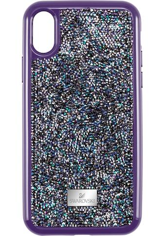 Swarovski Smartphone - Hülle »Glam Rock Smartphone Schutzhülle mit Stoßschutz, iPhone® XS Max, violett, 5478875« kaufen