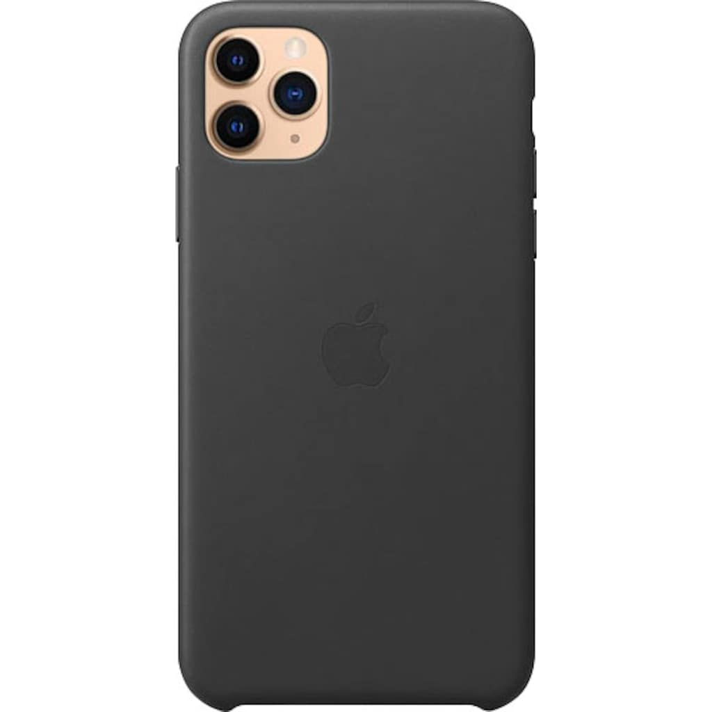 Apple Smartphone-Hülle »iPhone 11 Pro Max Leder Case«, iPhone 11 Pro Max