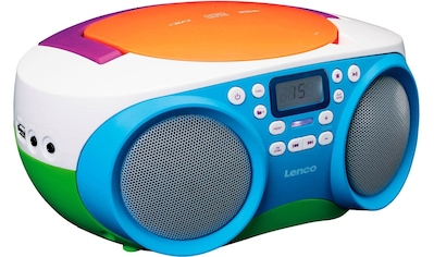 Lenco Stereo-CD Player »SCD-41«, UKW-Radio kaufen