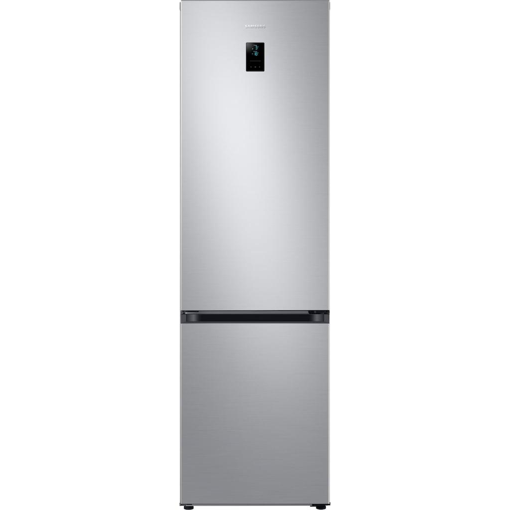 Samsung Kühl-/Gefrierkombination »RL38T671DSA/EG«, RL38T671DSA/EG, 203 cm hoch, 59,5 cm breit