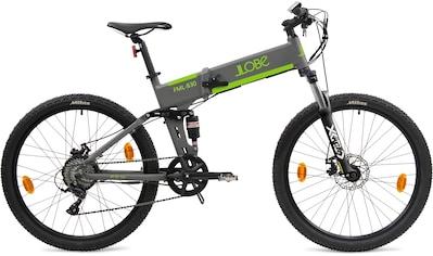 "LLobe E-Bike »FML-830 grey 27,5"", 10,4 Ah« kaufen"