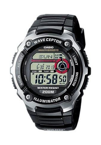 Casio Funk Funkchronograph »WV - 200E - 1AVEF« kaufen