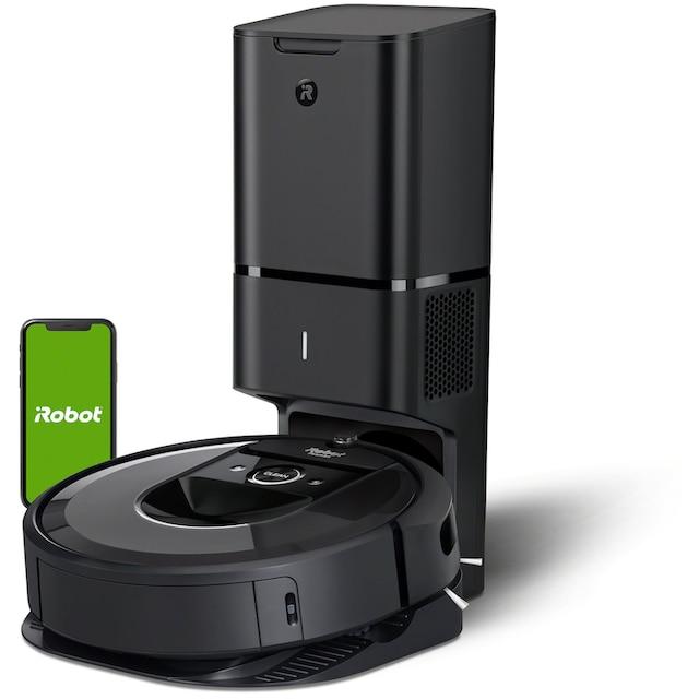 iRobot Saugroboter Roomba i7+ (i7558+)
