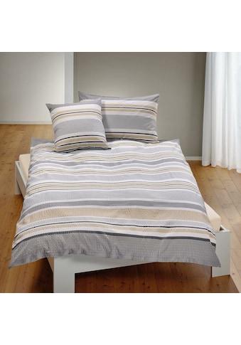 TRAUMSCHLAF Bettwäsche »Amelie«, bügelfreie Seersucker Qualität kaufen