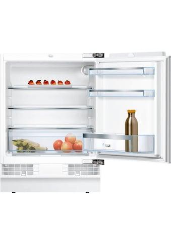 BOSCH Einbaukühlschrank »KUR15AFF0«, 6 kaufen